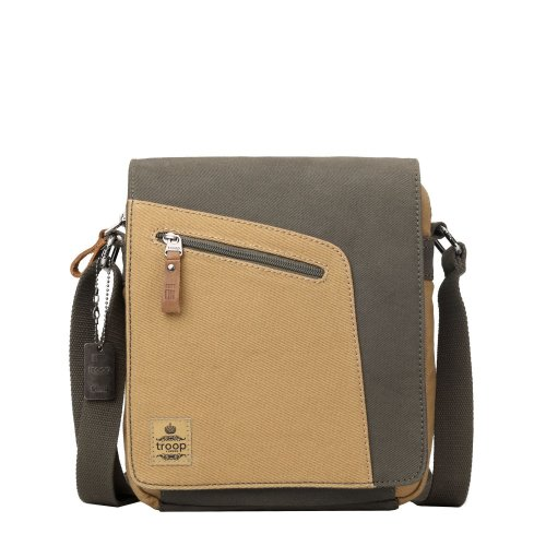 TRP0431   A great range of canvas bags and luggage. User-friendly, comfortable and durable Troop London