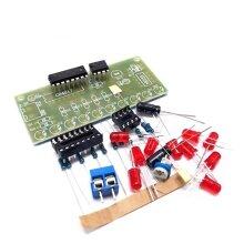 NE555 + CD4017 DIY Kit