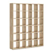 30 Cube Shelf Storage Cube Shelves 2180x1810x330mm