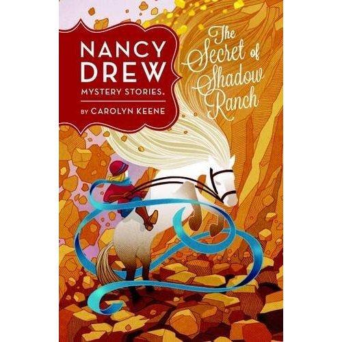 Secret of Shadow Ranch #5, The (Nancy Drew (Hardcover))