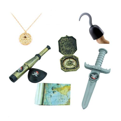 Children's Pirate Costume Accessories Set - By TRIXES