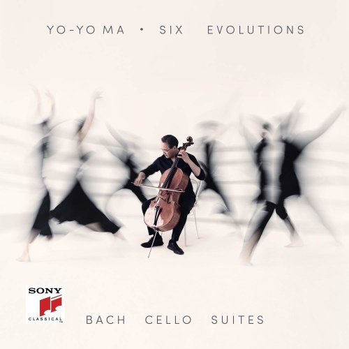Yo-Yo Ma - Six Evolutions [CD]
