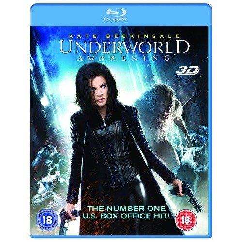 Underworld - Awakening 2D+3D Blu-Ray [2012]