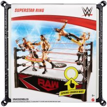 WWE RAW Ring