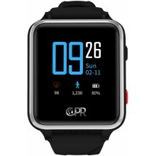 CPR Guardian II Personal Alarm Watch with Emergency Assist Button, GPS Location Tracker, 2 Way Calling - Refurbished