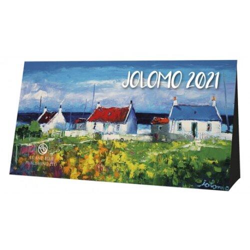 JOLOMO Desk Calendar 2021