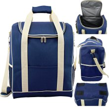 GEEZY GEEZY 36 Ltr Jumbo Extra Large Insulated Cooler Bag Cool Picnic Hamper Carrier