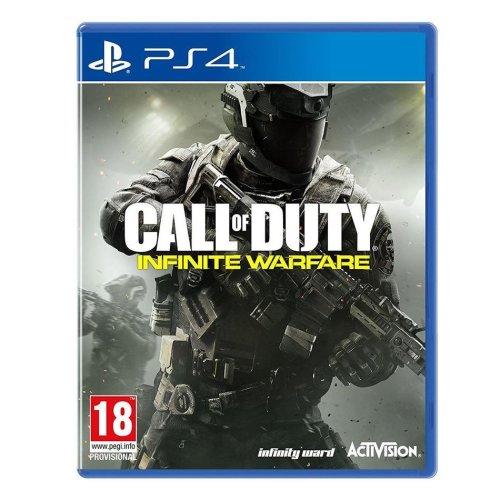 Call of Duty Infinite Warfare PS4 Game