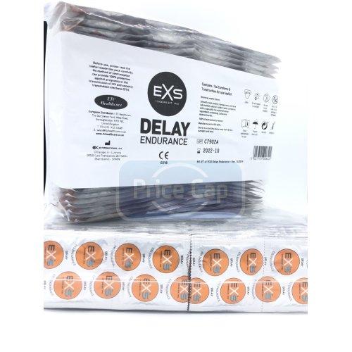 12 x Exs Endurance Delay Condoms - Long Climax Performance