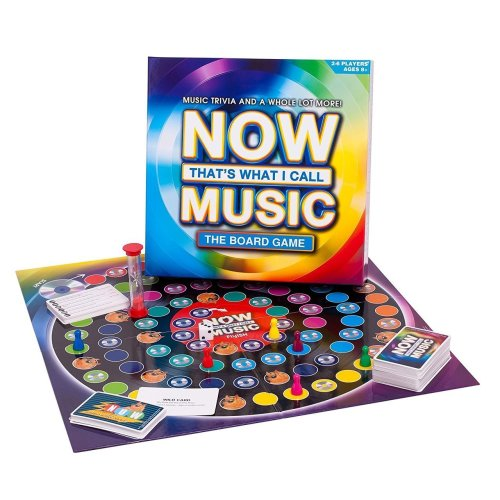 Paul Lamond 6745 - Now That's What I Call Music - Board Game