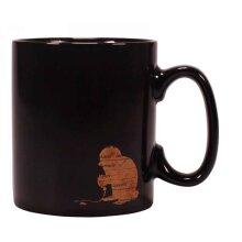 Fantastic Beasts Heat Changing Mug Niffler new Official Black Boxed