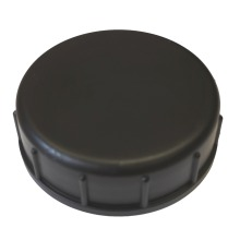 Large Black Cap for side entry of Waterhog 51l Container