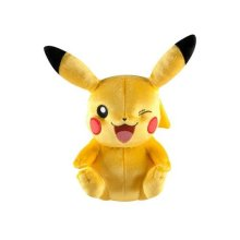 Pokemon 8-Inch 20th Anniversary Special Edition Pikachu Winking Pose Plush Toy