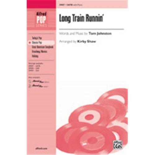 Alfred 00-39910 LONG TRAIN RUNNIN-STRX CD