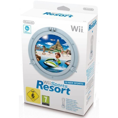 Wii Sports Resort Wii Motion Plus included - Used