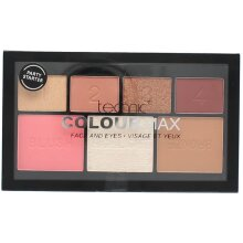 Technic Colour Max Face And Eyes Palette Blush Bronze Eyeshadow Party Starter