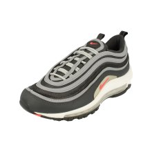 Nike Air Max 97 Essential Mens Running Trainers CI6392 Sneakers Shoes (uk 6 us 7 eu 40, anthracite flash crimson 001)