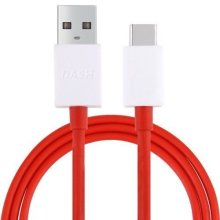 Genuine OnePlus Dash D301 Type-C USB Fast Charger Data Cable