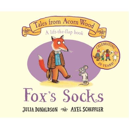 Foxs Socks by Donaldson & Julia