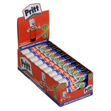 Pritt Display Glue Stick, 11 g - Pack of 25