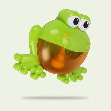 Frog Bubble Machine 12 Songs Musical Bubble Maker Children Shower Toy