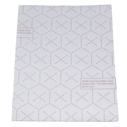 Indesit Universal Cut To Size Cooker Hood Filters With Indicator