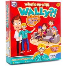 parlor game Whats up with Wally