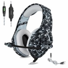 PC/MAC/PS4 Gaming Headset,Gamers Headphones with Noise Canceling  Mic