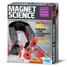 Magnet Science - Kidz Labs Childrens Creative Set