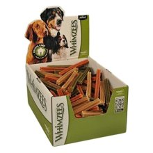 Whimzees Small Stix | Natural Dental Dog Treats - 150 Sticks