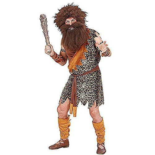 Caveman Tarzan One Size Fancy Dress Costume
