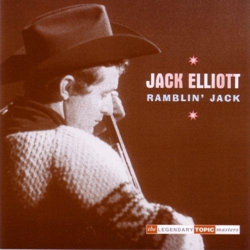 Jack Elliott - Ramblin Jack [CD]