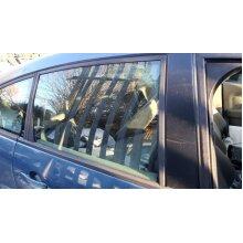 Audi A2 5 Door 2000-2005 1.4 Door Window (rear Driver Side) - Used
