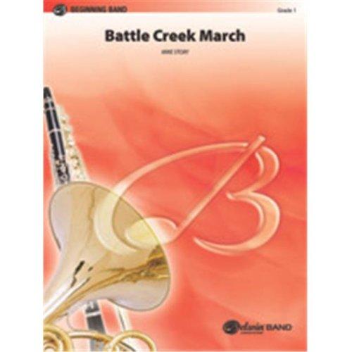 Alfred 00-BD01016 BATTLE CREEK MARCH-CB