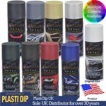 Plasti Dip Rubber Paint - Luxury Metal Colours
