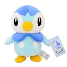 Cuddly toys Pokémon plush figure (Piplup)25cm -stuffed animal gifts for children