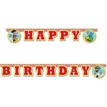 birthday garland Toy Story200 cm red
