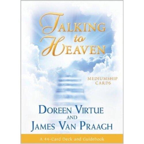 Talking to Heaven Mediumship Cards by Virtue & DoreenVan Praagh & Mr James