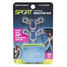 SPORT - Intra Nasal Breathe Aid.