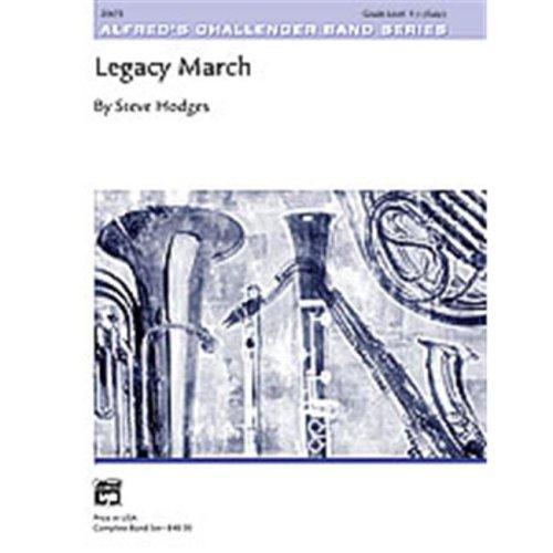Alfred 00-20675 LEGACY MARCH-CH
