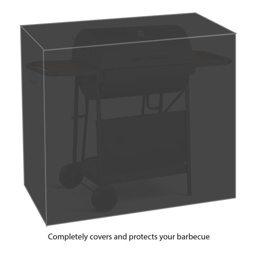 Universal Heavy Duty PVC Waterproof Barbecue BBQ Cover Charcoal Grill Protector