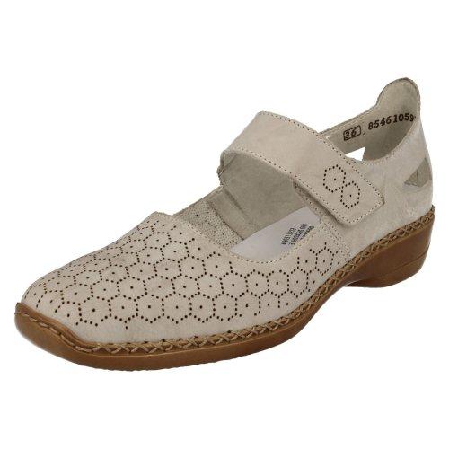 Ladies Rieker Low Heeled  Shoes 41357