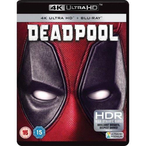 Deadpool 4K Ultra HD [2016]