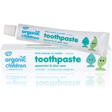 Green People Company | Childrens Spearmint and Aloe Vera | 1 X 50Ml