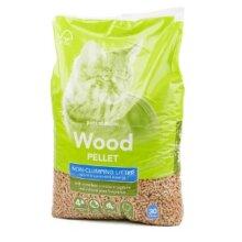 Wood Pellet Cat Litter 30L