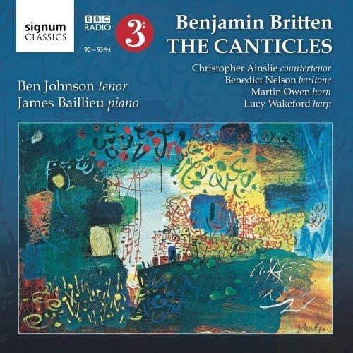 Ben Johnson - Britten: The Canticles [CD]