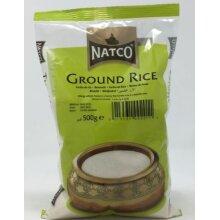Natco Ground Rice 500g