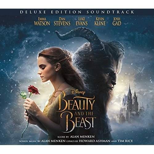Beauty and the Beast: Original Motion Picture Soundtrack [CD]