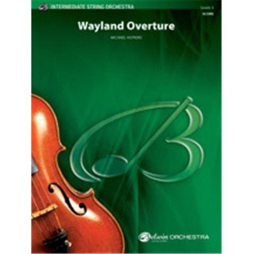 Alfred 00-41203 WAYLAND OVERTURE-BIS