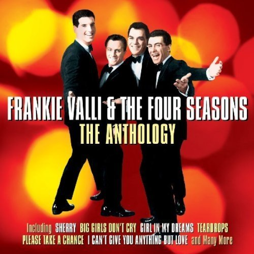 The Anthology [double Cd] [audio Cd] Frankie Valli